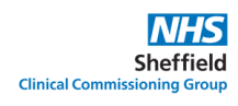 Sheffield Clinical Commissioning